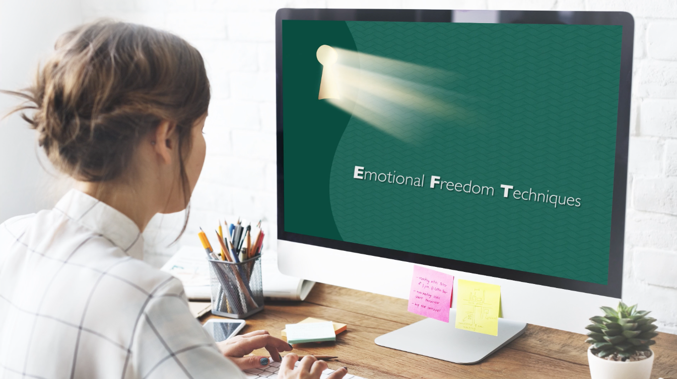 emotional freedom techniques EFT course workshop and